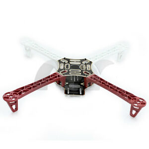 F450 4-Axis Multi Rotor MultiCopter Quadcopter Aircraft Frame Kit PCB Version