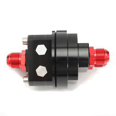 2Pcs Oil Filter Relocation Male Sandwich Fitting Adapter Kit