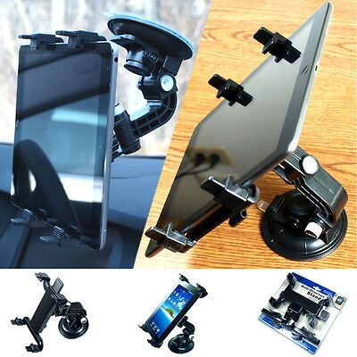 "Car Windshield Desk Top Mount Bracket Holder for iPad 2 3 4 Air &Tablet  6""-10"""