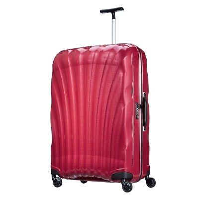 "Samsonite Cosmolite 75cm/28"" BRIGHT PINK Spinner Luggage 4-wheeled 60531-2563"