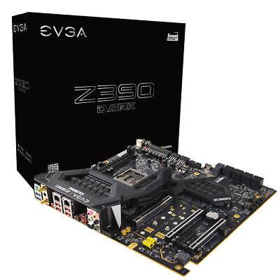 EVGA Z390 DARK, 131-CS-E399-KR, LGA 1151,Intel Z390,SATA 6Gb/s Intel Motherboard