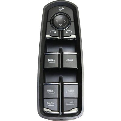 Window Switch for 2011-2014 Porsche Cayenne, 2010 Panamera Front Left Side