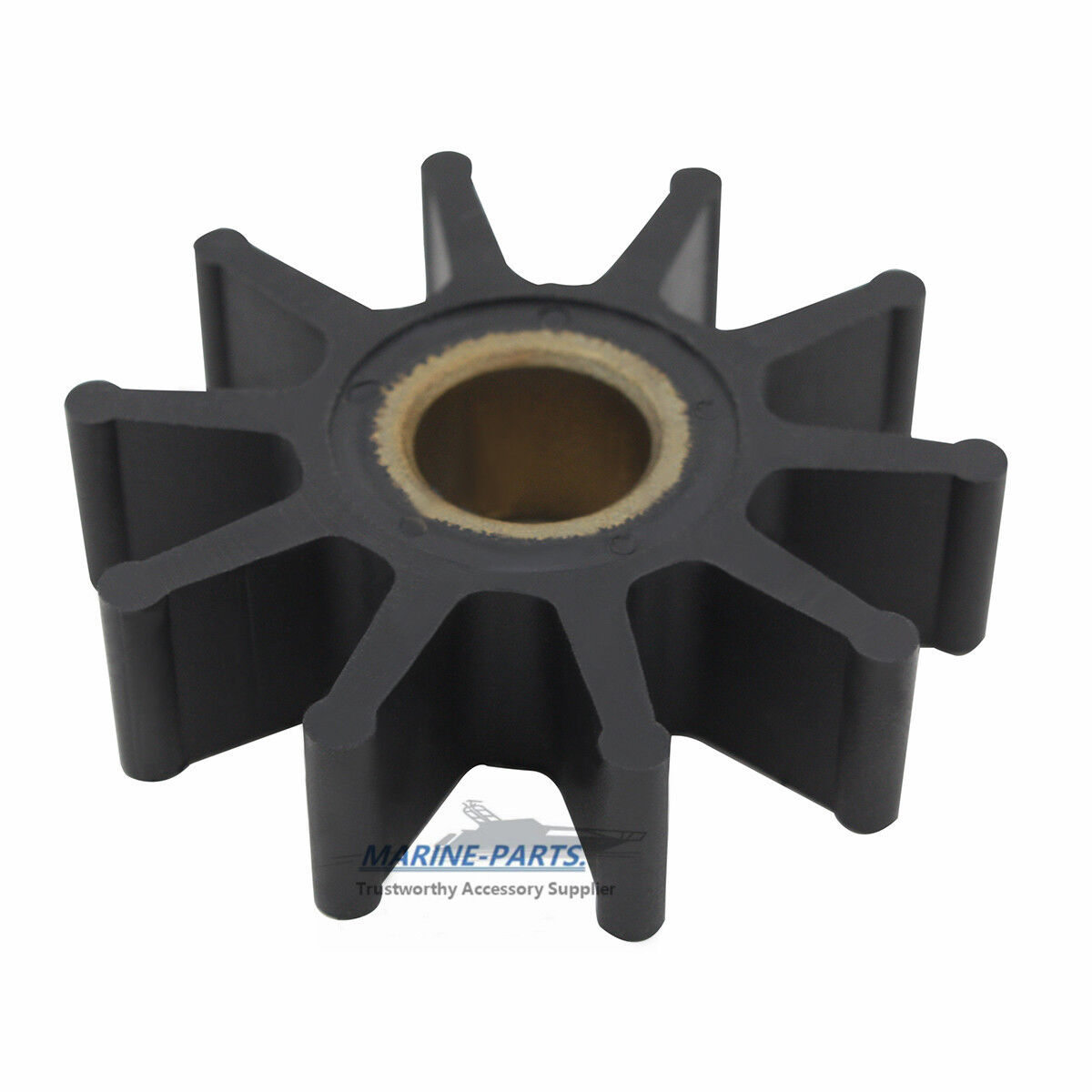 Water Pump Impeller 47-F462065 20-35 HP Replacement for Chrysler Force Outboard