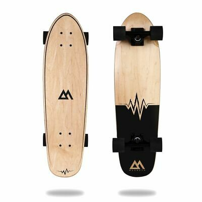 Magneto Mini Cruiser Skateboard | Complete Set-Up | Designed for Kids & Adults
