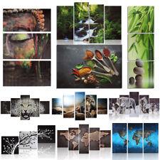 US 3D Modern Art Oil Painting Canvas Art Print Picture Home Room DecorUnframed
