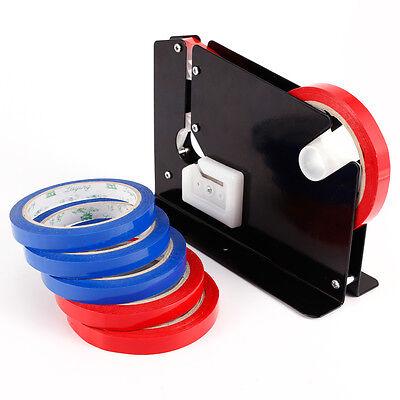 12mm Schwarz Beutelverschließgerät Beutelschließer Beutelverschließer Tüten