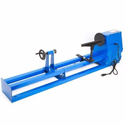 40 Inch 4 Speed 12 Hp 120v Wood Turning Lathe Machine 14 X 40 New