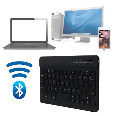 3.0 Bluetooth 2.4GHz Wireless Keyboard For Macbook Windows PC Android IOS Phone 2.4 Ghz Wireless Phone