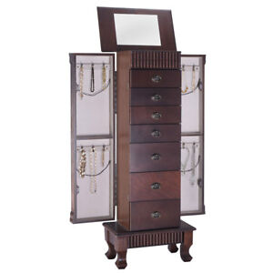 Jewelry Armoire Chest eBay