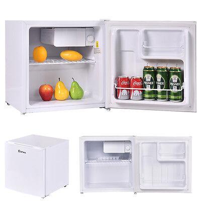 1.8 Cu. Ft. Compact Single Reversible Door Mini Refrigerator and Freezer Office
