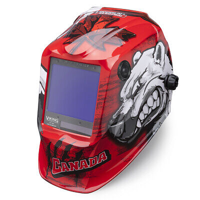 Lincoln Viking 3350 Polar Arc Welding Helmet K3255-4
