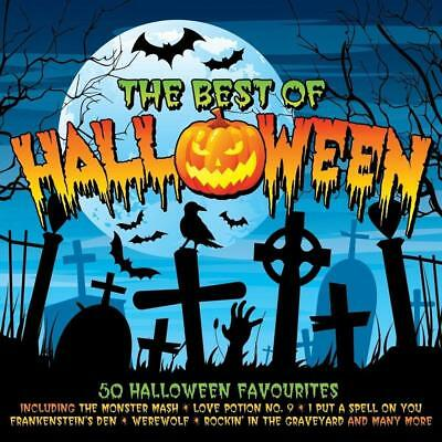 Best Of Halloween Double CD Best Of Halloween CD