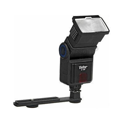 Vivitar Digital Slave Flash For Fuji FinePix S4200 S4000 S3400 S3300 S3200 S2950 S2800HD