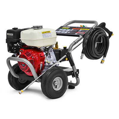 Shark Dga-sun 3.8 Gpm 3500 Psi Cold Water Gas Pressure Washer