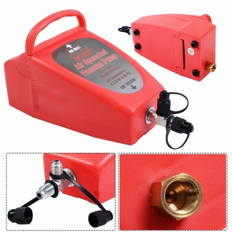 4.2CFM Air Operated Vacuum Pump A/C Auto Air Conditioning System
