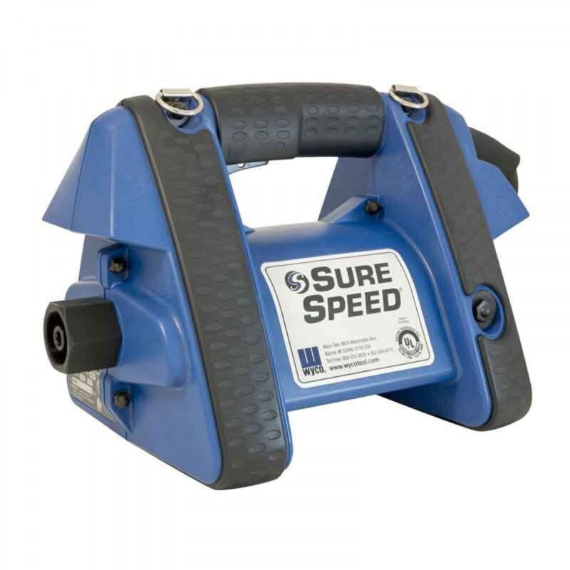 Sure Speed Advanced Electric Concrete Consolidation Motor