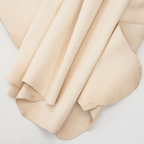 Sof-Tan 3-4oz Milled Veg Tan Leather Rough Cuts, Sold by the Square Foot