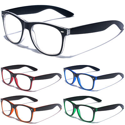 Retro Reading Glasses Men's Women's Fashion Readers 1.25 1.50 1.75 2.00 2.25 (Retro Readers)