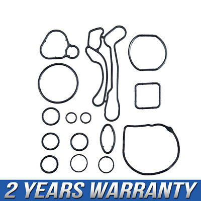 OEM Engine Oil Cooler Gasket Seal Full Suit For Chevrolet GM