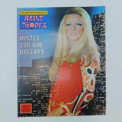 Romanphoto Saint-Tropez n°26 mars 1970♦Ivan Rebroff ♦ Maria de Rossi ♦ Mode