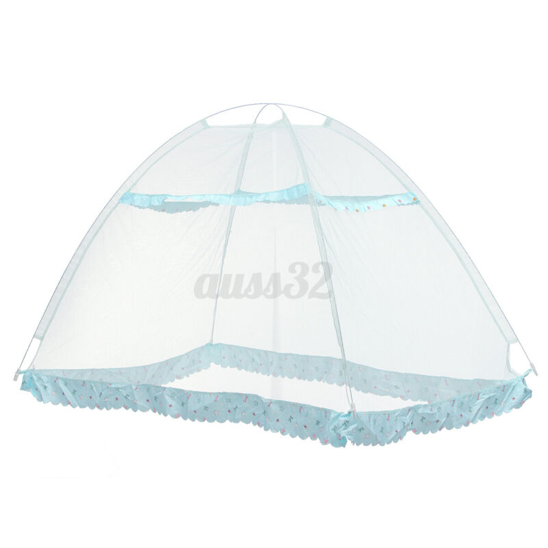 Bed Mosquito Baby Net Folding Crib Portable Infant Tent Travel Canopy Netti