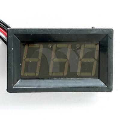 0.56 12v Green Digit Thermometer Temp Probe -50110c Temperature Detector Led