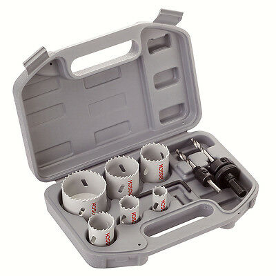 savers choice BOSCH PRO HSS Bi-Metal Elect' Holesaw Set 2608580804 3165140641449
