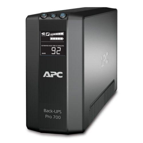 APC Back-UPS Pro 700VA UPS Battery Backup & Surge Protector
