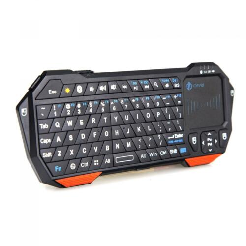 Bluetooth Keyboard Mapping Android: Mini Wireless Bluetooth Keyboard Mouse Touchpad For Android Android 3.0 + Tablet