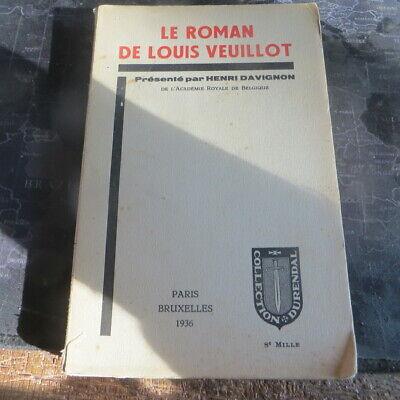 LE ROMAN DE LOUIS VEUILLOT