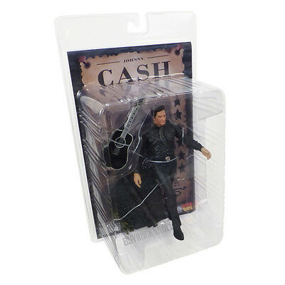"2006 Sota Toys Johnny Cash Man in Black 7"" Figure - New Non-Collectors' Grade"