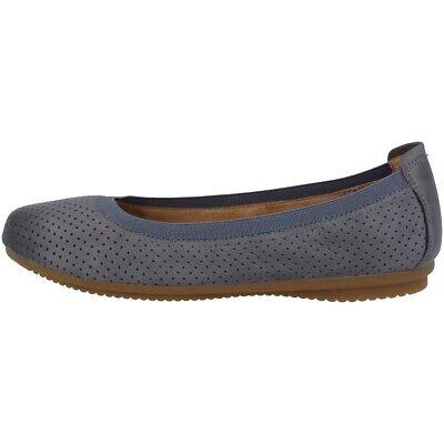 Schuhe Womens Jeans (Josef Seibel Pippa 51 Women Schuhe Damen Ballerinas Slipper jeans 72951-558-540)