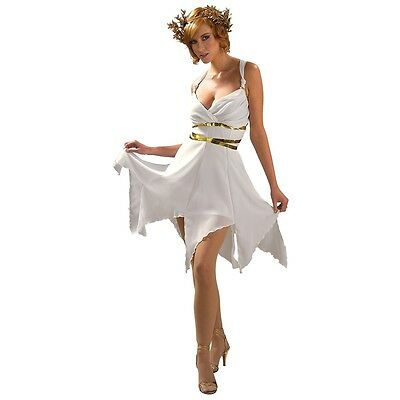 Greek Goddess Athena or Aphrodite Costume Halloween Fancy Dress - Athena Goddess Costume