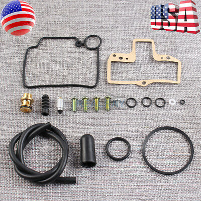 New Carb Carburetor Rebuild Kit Repair for Mikuni HSR42/45 Smoothbore KHS-016