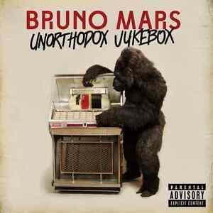 BRUNO MARS ( BRAND NEW CD ) UNORTHODOX JUKEBOX ( LOCKED OUT OF HEAVEN ) [PA]