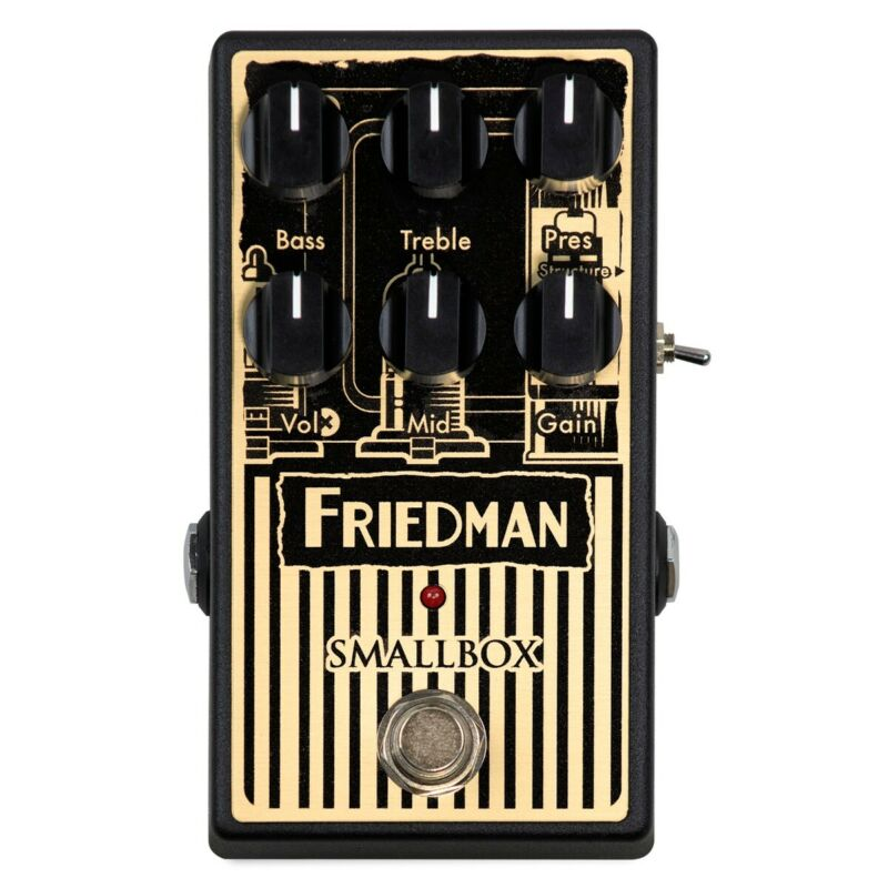 Friedman Smallbox Pedal