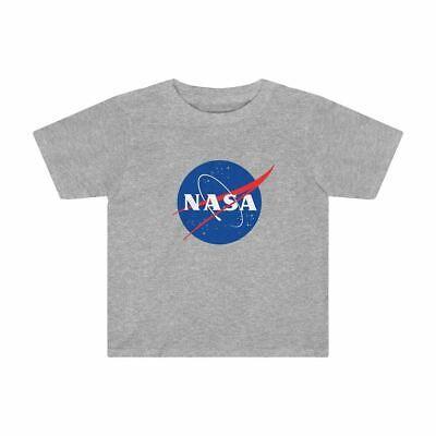 NASA Logo Kids Shirt - Space Tees - NASA Space Distressed T-Shirts - Kids NASA T Distressed Logo Kids T-shirt