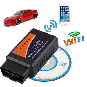 elm327 wifi obd2 obdii car diagnostic scanner auto scan tool for android iphone ebay. Black Bedroom Furniture Sets. Home Design Ideas
