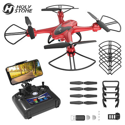 Saintlike Stone HS200D FPV Drone with HD Camera WiFi 2.4G RC Quadcopter Altitude Hold