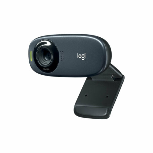 Logitech C310 HD Webcam 720p Skype Belichtungskorrektur Rauschunterdrückung