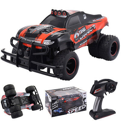 1/10 2.4G 4CH RC Off-Road Car High Speed Racing Remote Control Christmas Gift