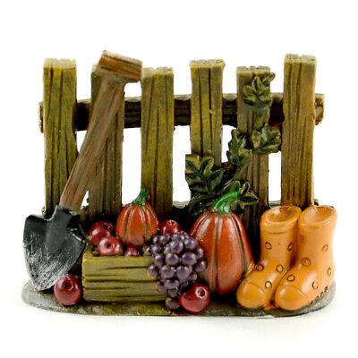 My Fairy Gardens Mini - Fall Fence - Supplies