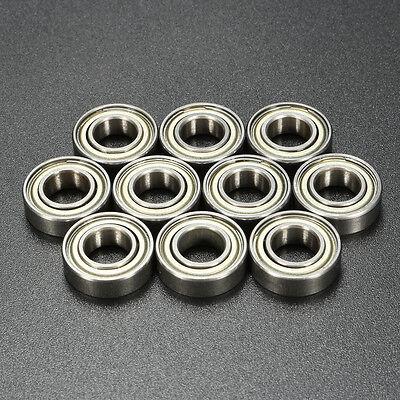10pcsset 688zz Miniature Ball Bearings 8x16x5mm Double Shielded Ball Bearing
