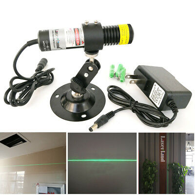 520nm 80mw Green Line Generator Laser Diode Module For Stone Wood Cutting