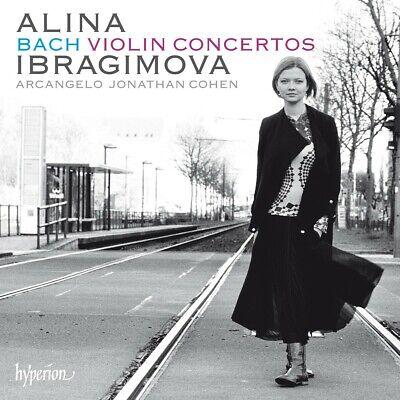 Alina Ibragimova / Arcangelo / Jonathan Cohen - Bach: Violin Concertos