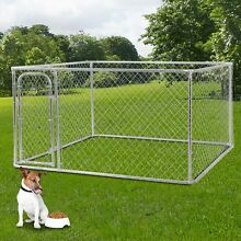 New Pet Dog Enclosure Run Kennel Chain Link Mesh Fence Richlands Brisbane South West Preview