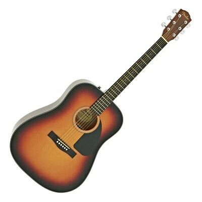 Fender CD-60 V3 DS Acoustic Guitar - Sunburst