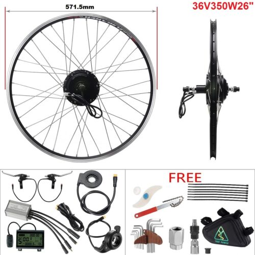 E-Bike Conversion Kit 36V350W 26