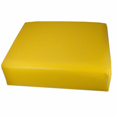 John Deere M Mt 40 320 330 Yellow Bottom Seat Cushion