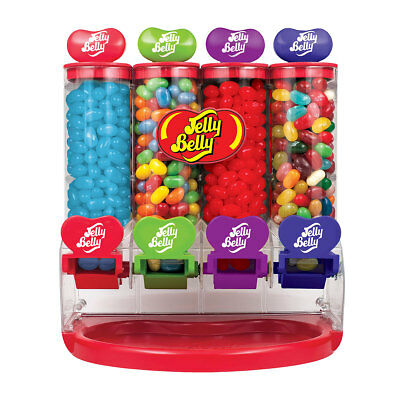 Jelly Bean Machine - Jelly Belly My Favorites Jelly Bean Machine Dispenser Includes 1 oz Sample Bag